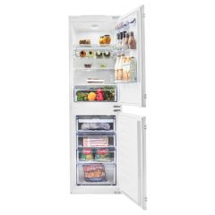 Beko BCFD350 50/50 Integrated Frost Free Fridge Freezer