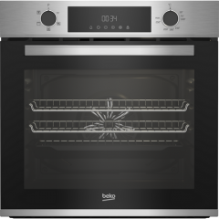 Beko CIFY81X Built In Electric Single Oven - Stainless Steel - A Energy Rated