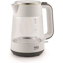Beko Wkm6321w 1.7L Kettle White