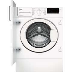 Beko WTIK74151F 7kg 1400 Spin Washing Machine - White - A+++ Energy Rated