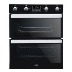 Belling Bi702fpct Black Built Under Oven With Catalytic Liners