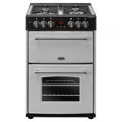 Belling FARMHOUSE 60HG S/S 60Cm Gas Cooker