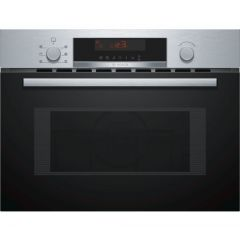 Bosch Cma585ms0b Serie 6 Stainless Steel - H:45Cm - Combi M/W With Turntable