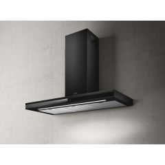 Elica ADELE 60 MAT BLK 60Cm Matt Black Box Style Chimney Hood - Duct Out Only