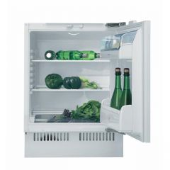 Hoover HBRUP160NK Built In Under Counter Larder Fridge