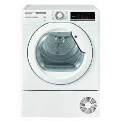 Hoover Hlxc8dg White - Condenser Dryer - H850 X W600 X D600mm