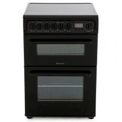 Hotpoint HAE60K 60Cm Black Electric Cooker