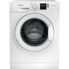 Hotpoint Nswf843cwukn - 8Kg 1400Spin - H85 W59.5 D57.7