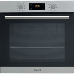 Hotpoint SA2540HIX Stainless Steel With Timer