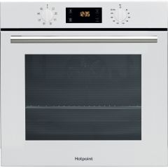 Hotpoint Sa2540hwh 70L White 60Cm Single Oven