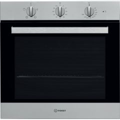 Indesit Ifw6230ixuk - Single Conventional Oven - S/S - 71 Ltrs -  H59.5 W59.5 D55.1
