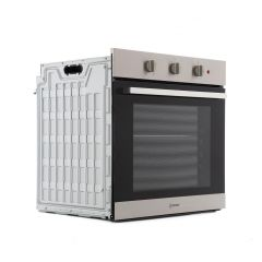 Indesit IFW6330IX 66L S/S Min Minder Single Oven
