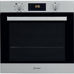 Indesit Ifw6340ixuk - Electric Stainless Steel Single Oven