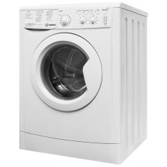 Indesit Iwc81251wukn 8Kg 1200 Spin - White - H85 W59.5 D57.2