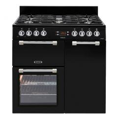 Leisure CK90G232K 90Cm Gas Range Cooker(With One Small Electric Oven)