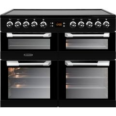Leisure CS100C510K 100Cm Black Electric Range Cooker