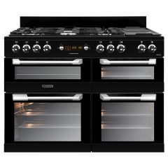 Leisure CS110F722K 110 Cm Dual Fuel Cooker With Gridddle