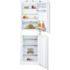 Neff KI7853DE0G N 70, Built-In Fridge-Freezer With Freezer At Bottom, 177.2 X 55.8 Cm