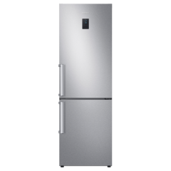 Samsung RB34T662ESA 60cm Frost Free Fridge Freezer - Silver - A++ Rated