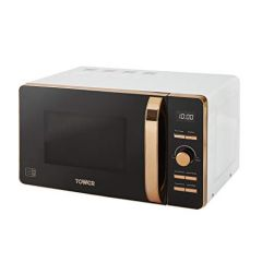 Tower TOWT24021W 20L Digital Microwave White